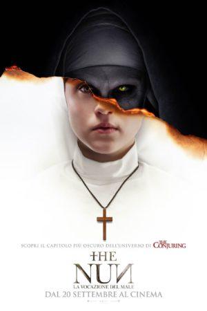 The Nun. La vocazione del male