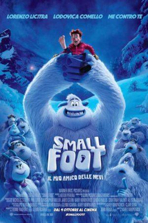 Smallfoot. Il mio amico delle nevi